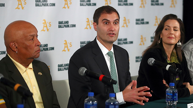 Can the city of Oakland keep the Athletics in the East Bay?