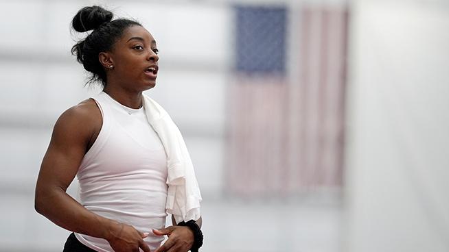 Simone Biles Withdraws From Women's All-Around Final