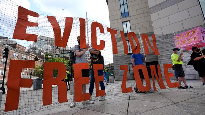 KGO Hosts React: Federal Eviction Moratorium Expires