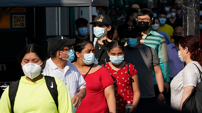 KGO Hosts React: Bay Area Mask Mandate Returns