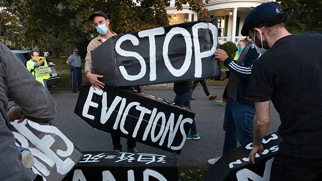 Agencies Offer Help to Bay Area Residents Facing Evictions