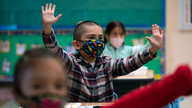 Many Oakland Schools Reopen for First Time Since Start of Pandemic