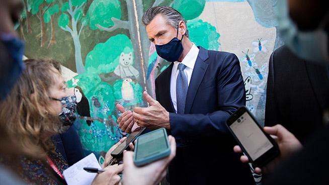KGO Hosts React: Gavin Newsom Recall Election Heats Up