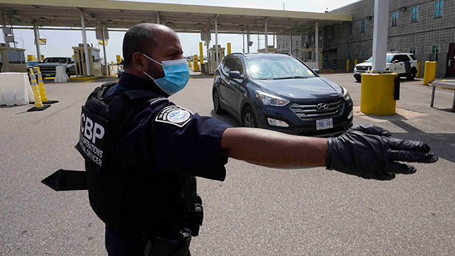 US Border Broke Crossing Threshold for the First Time in 21 Years, John Rothmann reacts