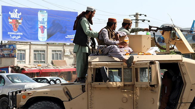 Chaos is unfolding in Afghanistan, John Rothmann explains what you need to know