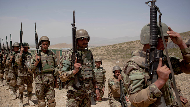 Was the Taliban takeover of Afghanistan inevitable? Nikki Medoro weighs in