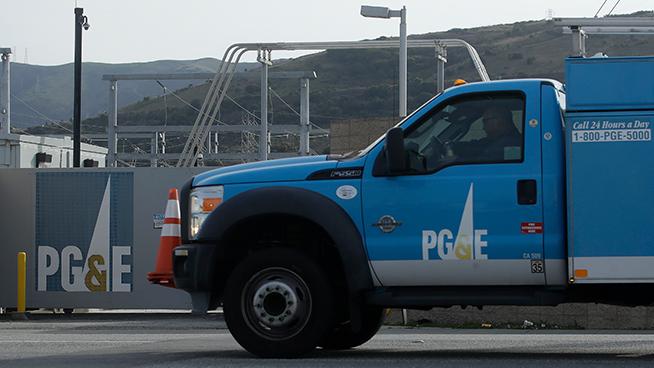 PG&E Warns Power Shutoffs in Three Bay Area Counties