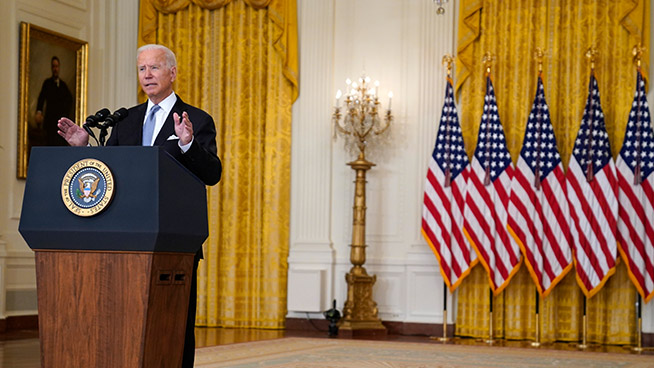 KGO Hosts React: Biden Withdraws U.S. Forces from Afghanistan
