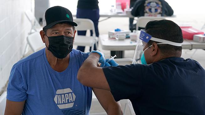 Bay Area Leaders React: FDA grants full approval to Pfizer's Covid-19 vaccine