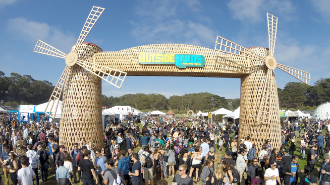 Outside Lands Festival announces COVID-19 vaccination or a negative test will be required