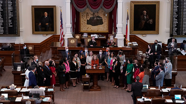 The Justice Department's uphill battle against Texas' abortion ban, John Rothmann details