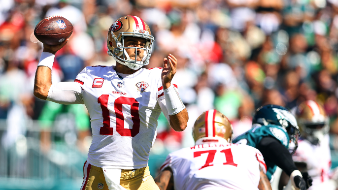Takeaways after 49ers' grueling win over Eagles