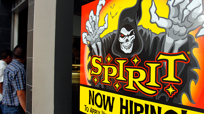 San Francisco Prank Artist Turns 'Ghost Town' Google Office into a Spirit Halloween Store