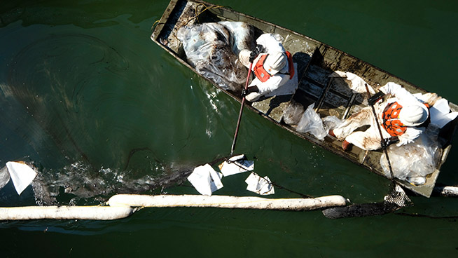 KGO Hosts React: California Oil Spill