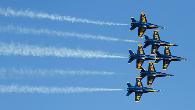 Fleet Week Returns to San Francisco