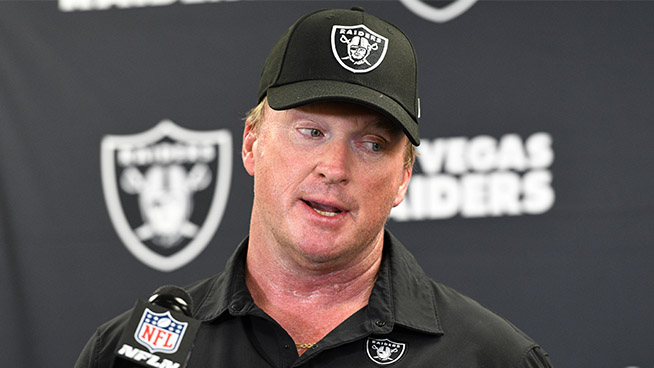 Raiders Head Coach Jon Gruden Resigns after Racist Comments