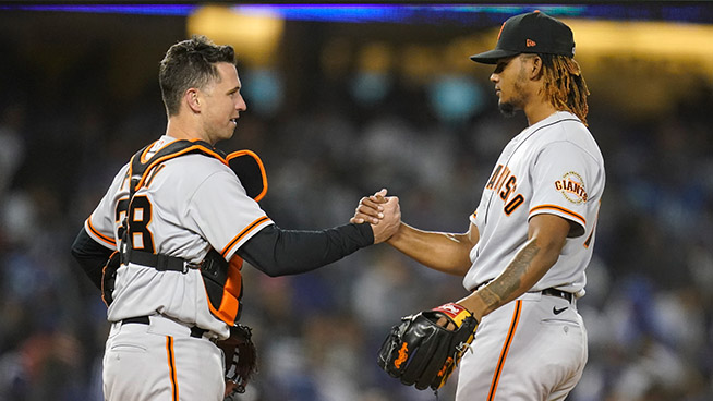 The Giants went all-in on Game 3, and it paid off