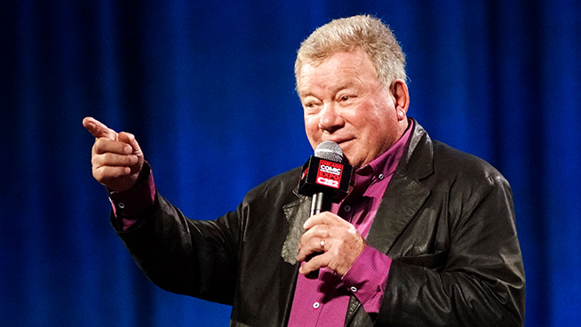 William Shatner is now the oldest person ever to go to space on Blue Origin mission