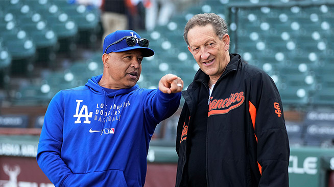 Giants President says there will be some 'recognizable' guests at Oracle Park before Game 5