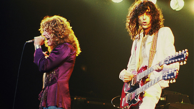 Led Zeppelin: The final concert