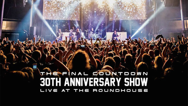 Europe releases trailer for 'The Final Countdown 30th Anniversary Show – Live at the Roundhouse'