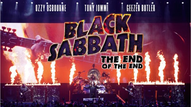 'The End of The End' documentary records Black Sabbath's final concert
