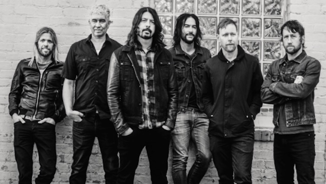 Foo Fighters set to play at the ancient Greek Acropolis
