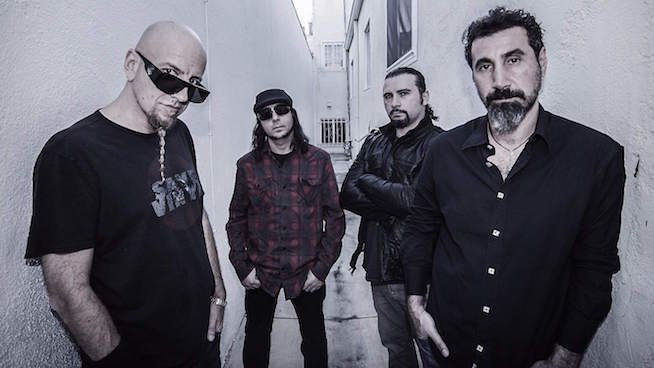 The wait for a new System of A Down album continues
