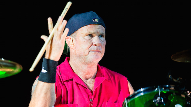 Red Hot Chili Peppers drummer Chad Smith: 'I don't know if we can continue' touring