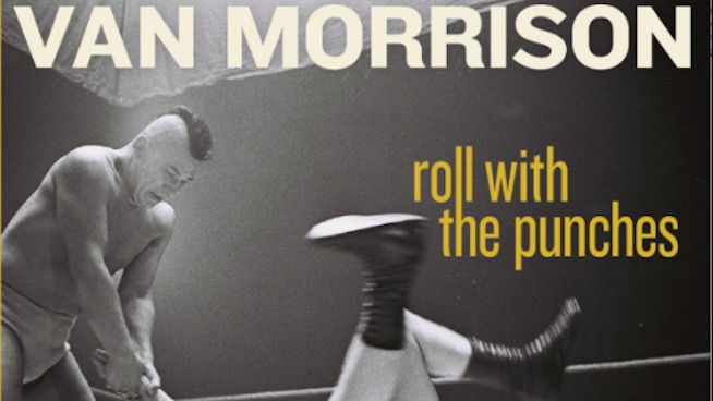 Van Morrison announces new album 'Roll With the Punches' and fall tour