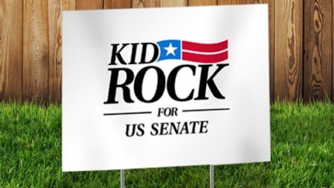 Kid Rock for senator?