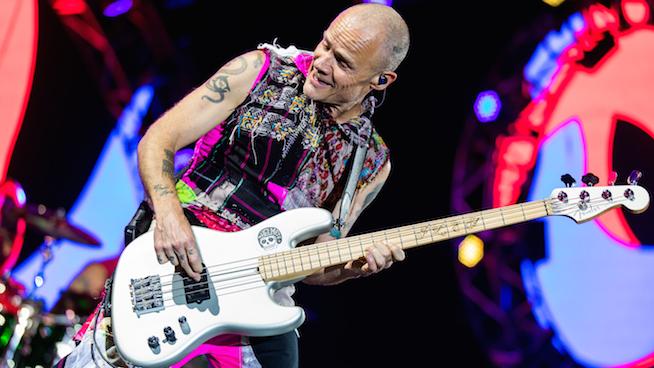 Flea addresses rumors of Red Hot Chili Peppers retirement