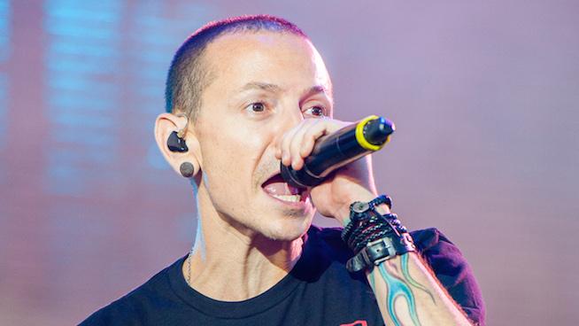 Linkin Park lead singer found dead