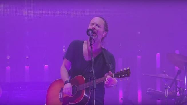 Radiohead defends playing Tel Aviv despite backlash