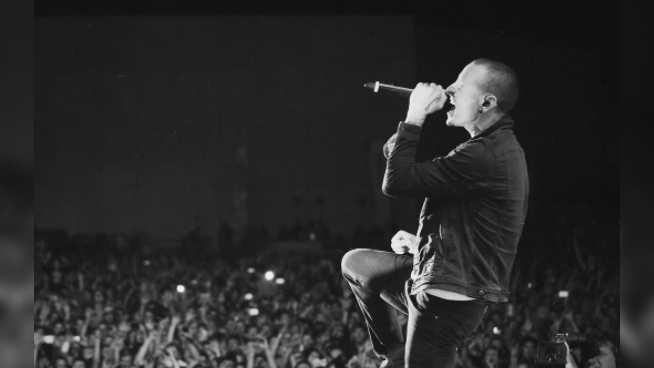 Inside Chester Bennington's battle with addiction and depression