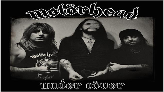 Motörhead announce 'Under Cöver' compilation album