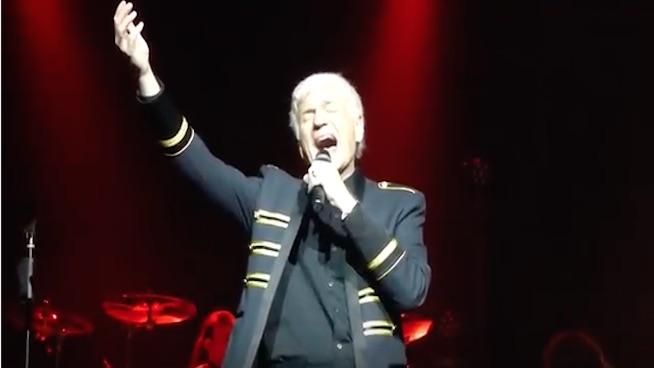 Ex-Styx frontman wants 'one last tour'