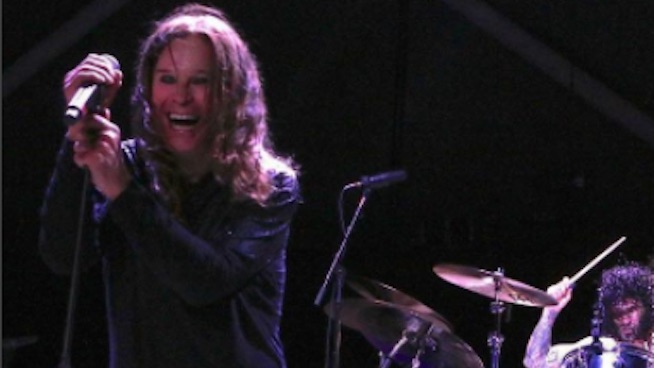 Rock isn't dead because Ozzy is 'still alive'