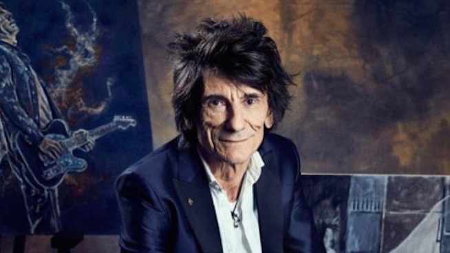 Ronnie Wood on lung cancer scare: 'It could have been curtains'