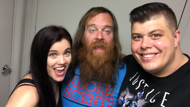 Watch Baby Huey & Chasta's Interview With Valient Himself From Valient Thorr
