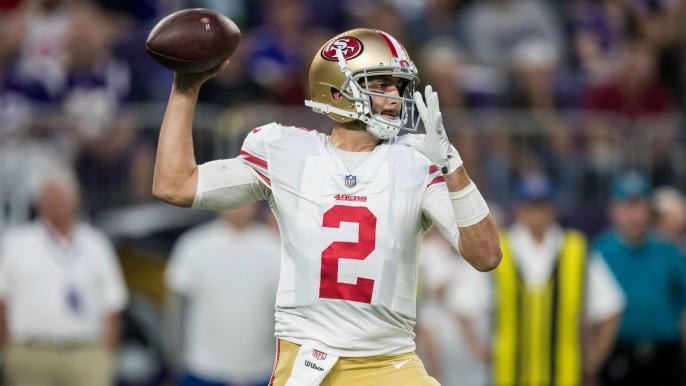 Despite loss, 49ers starters outplay Vikings in best showing of preseason