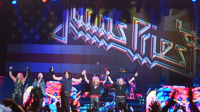 Judas Priest Glenn Tipton Foundation Update