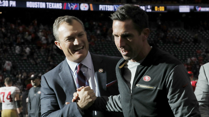 49ers recount franchise-altering trade, and why Shanahan thinks Garoppolo may benefit