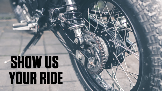 BONEHEADS & THEIR BIKES: Share Your Pictures