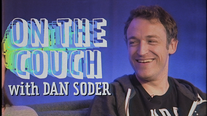 Comedian Dan Soder talks wrestling, 'white-girl karate', and being life-long Niners fan