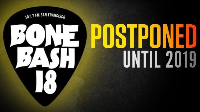 Ozzy Osbourne postpones Bone Bash until 2019