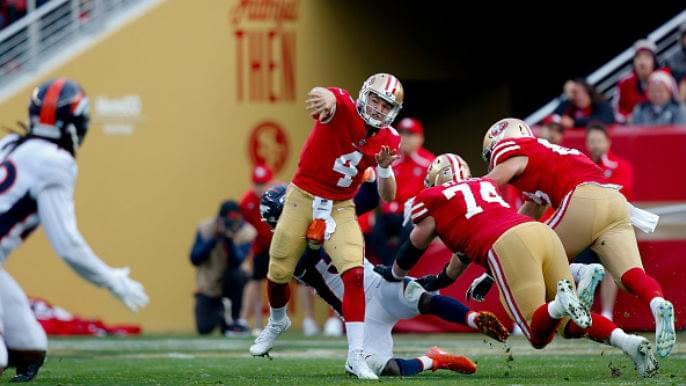 Despite hurting draft position, three reasons why 49ers' win has tremendous value