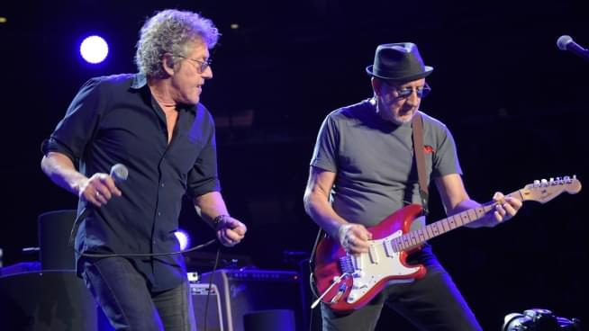 "The Who releases new self-titled LP ""Who"""