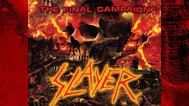 November 26: Slayer