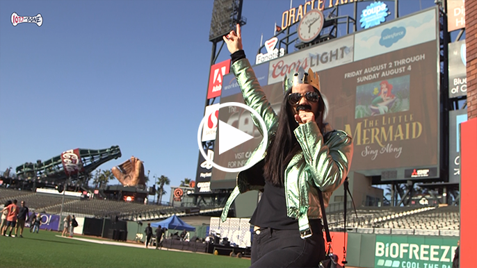Bohemian Rhapsody Sing-Along at Oracle Park